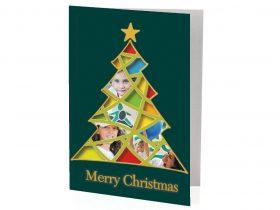 Biglietto di Natale L'Albero della Vita onlus