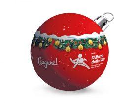 Pallina Solidale di Natale de L'Albero della Vita onlus