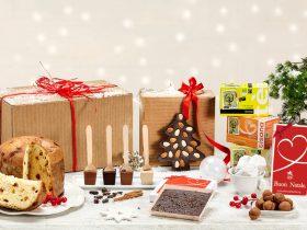 Cesto di Natale Agrifoglio e Speciale Cioccolato