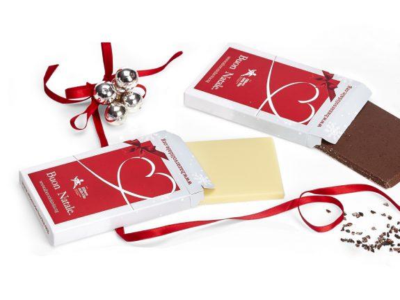 Dolce Presente da 40 gr. Cioccolato Equosolidale