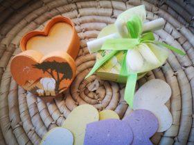 bomboniera solidale confetti inclusi